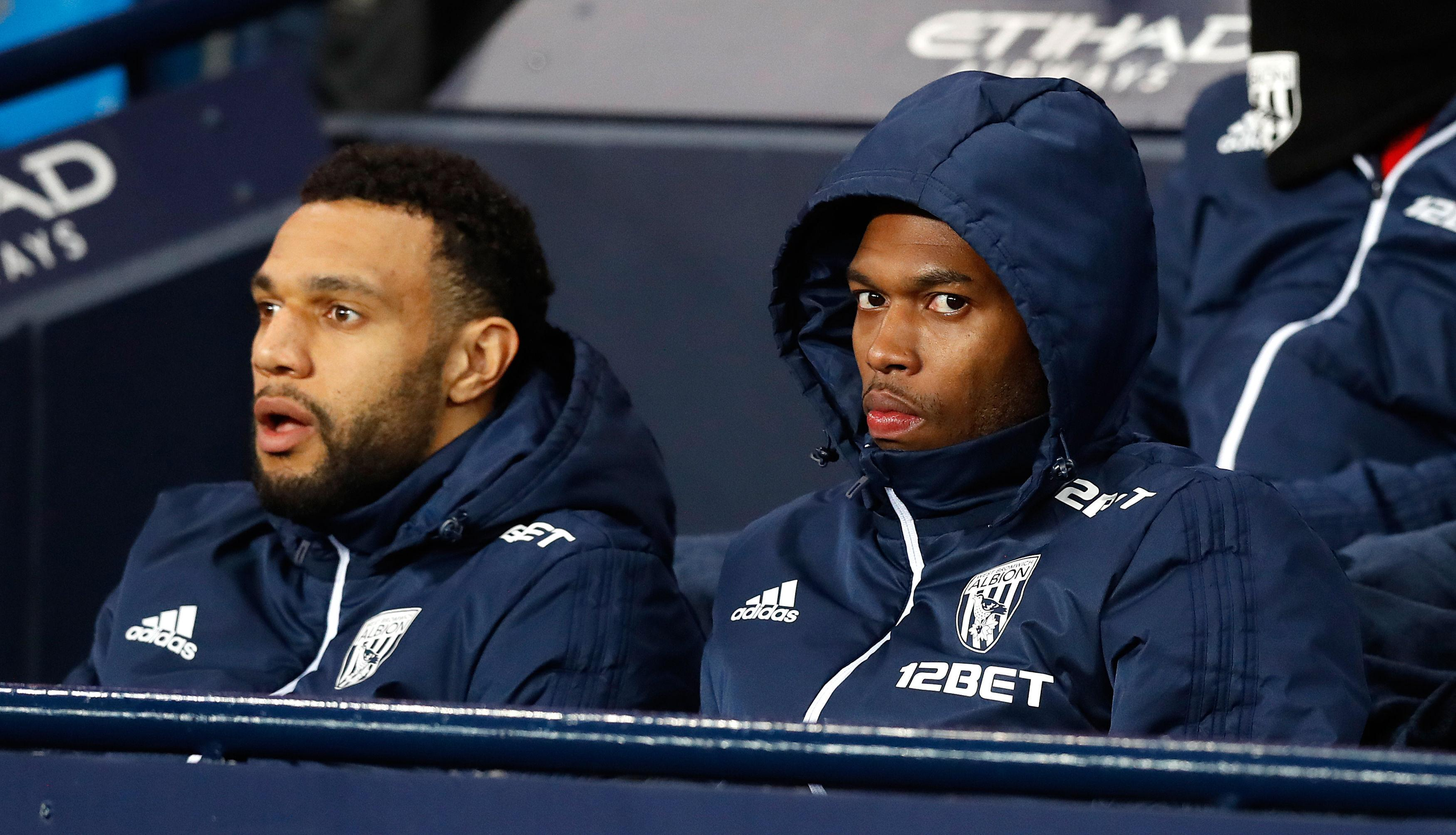 Warming that bench
