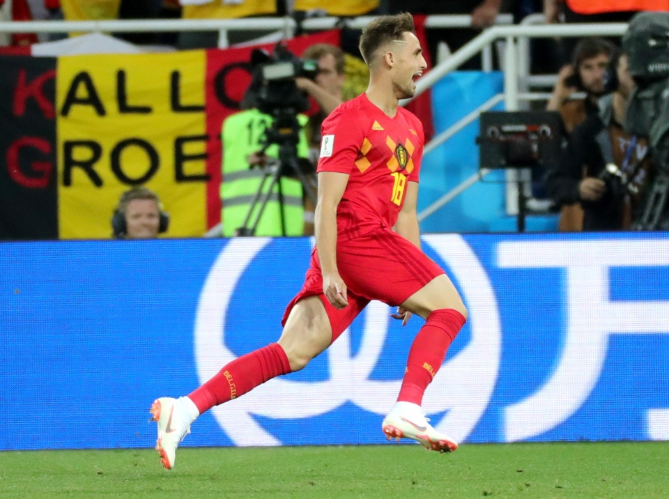 Adnan Januzaj even scored. FFS