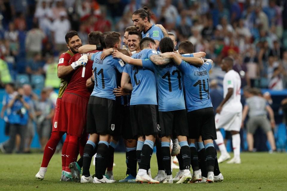 Viva Uruguay
