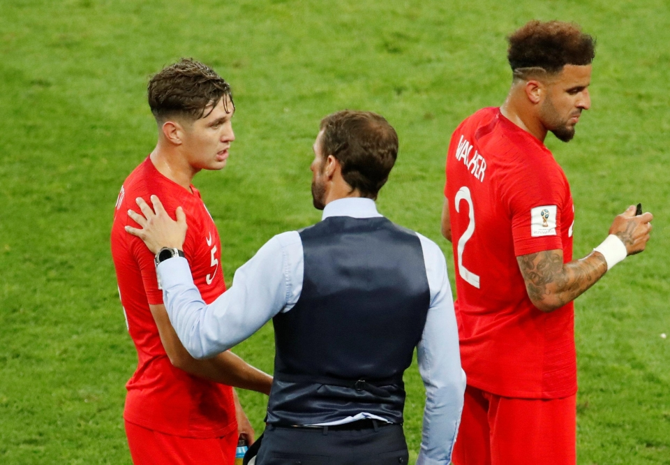 Southgate and the English Beckenbauer