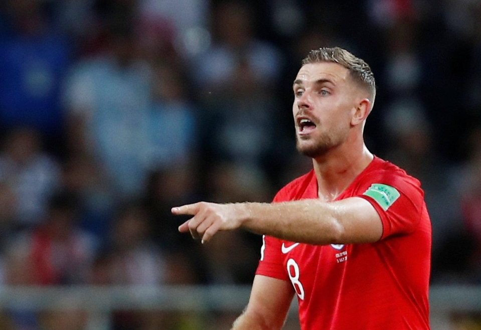 Henderson has been integral to England's setup