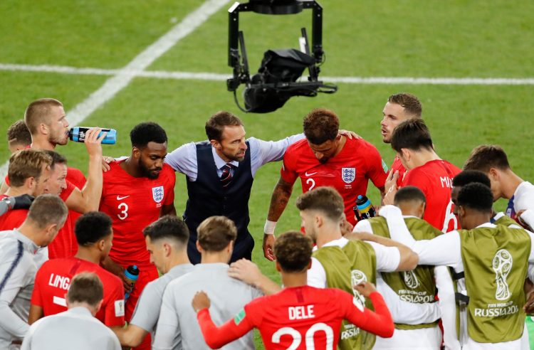 """""""OK lads, Vardy is going to be organising the party when we win this."""""""