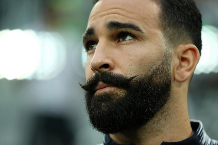Adil Rami and his glorious moustache