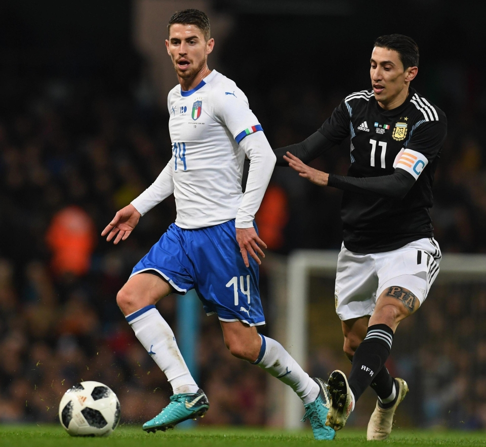 Napoli say they agreed a deal with Man City for Jorginho but it is not their fault he has chosen Chelsea