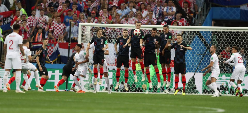 FIFA World Cup 2018: Twitter Reacts as Croatia Beat England to Enter Final 13