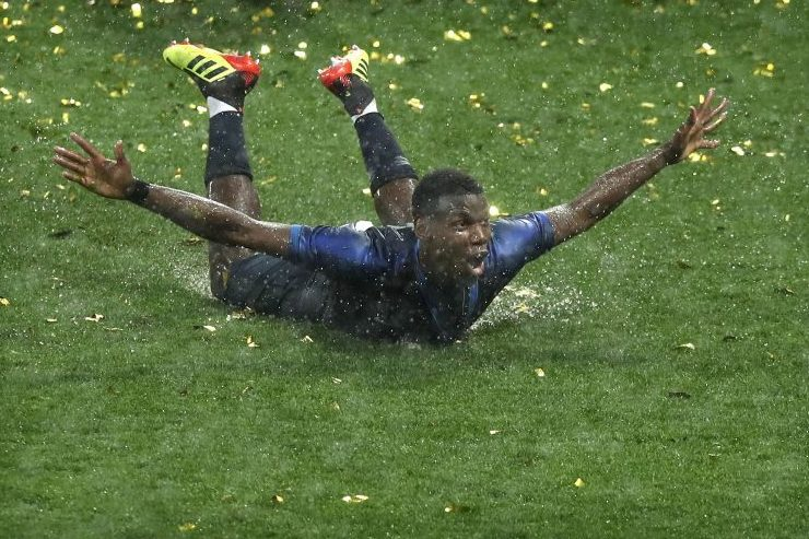 Sliding into the World Cup history books