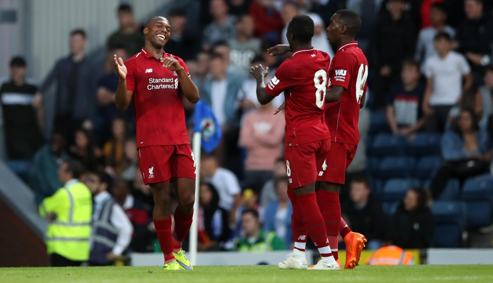Sturridge and Keita have brought the best out of each other in pre-season