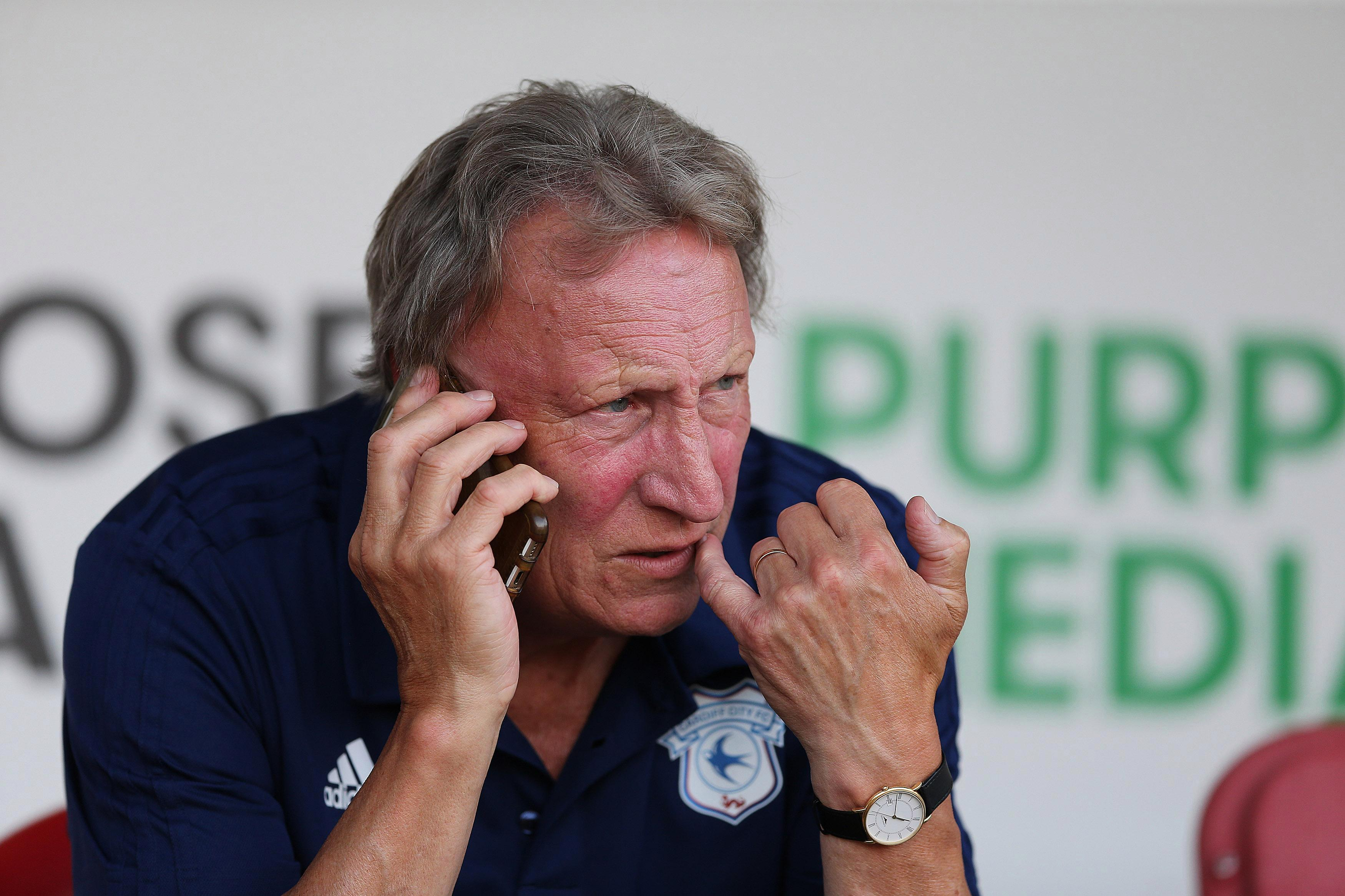 If Neil Warnock can make transfers, then so can you