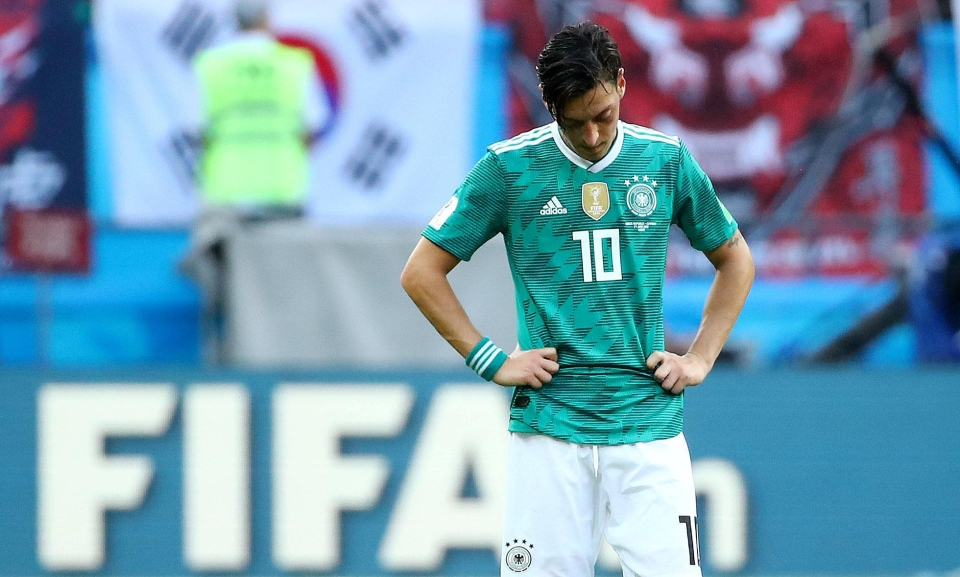 The German was poor at the World Cup, but he wasn't the only one