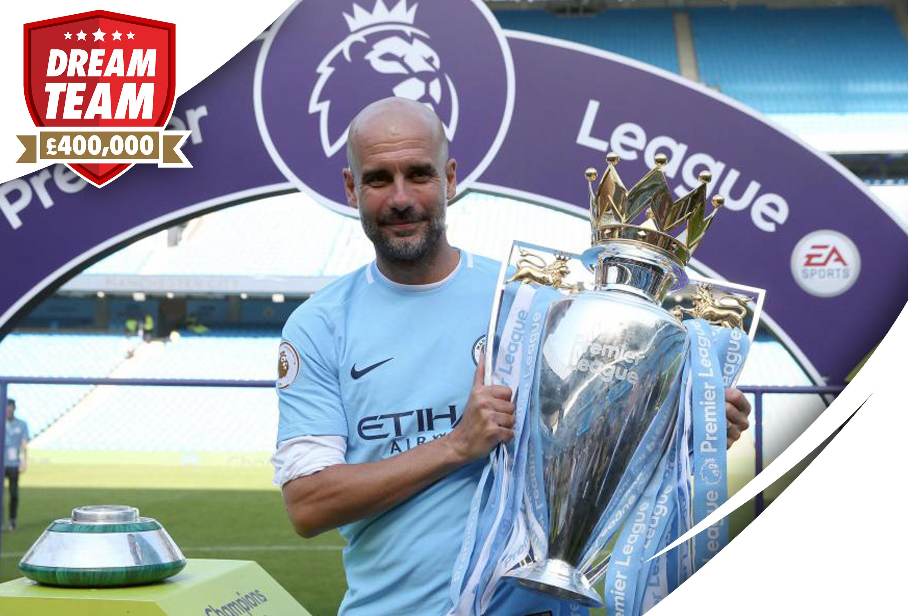 Fancy yourself as the next Pep? Or are you just a bald fraud?