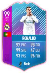 How the card could look