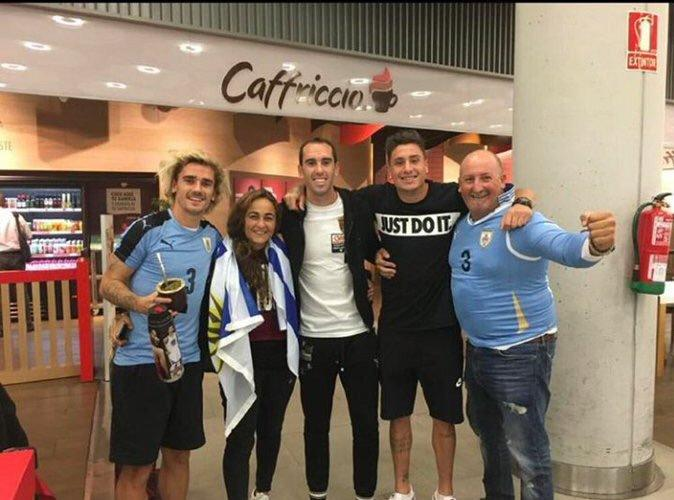 Spot Diego Forlan