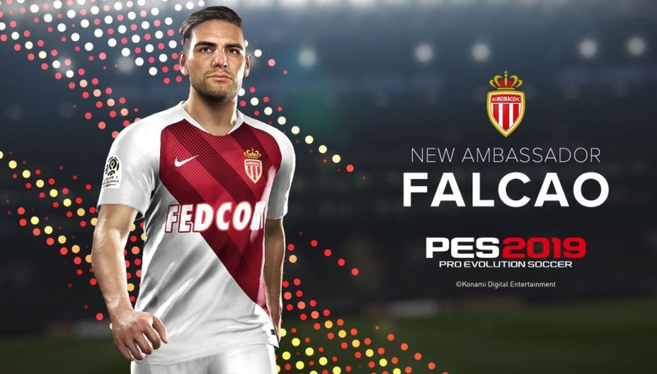 Cover star Falcao