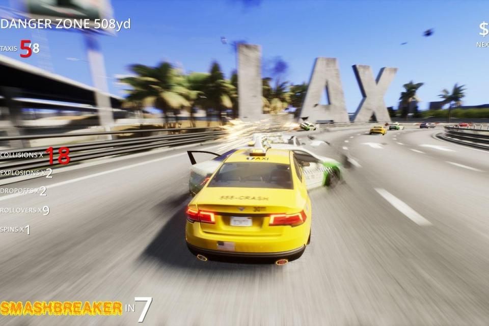 Three Field was set up by the founding members of Criterion Games – the team who created Burnout