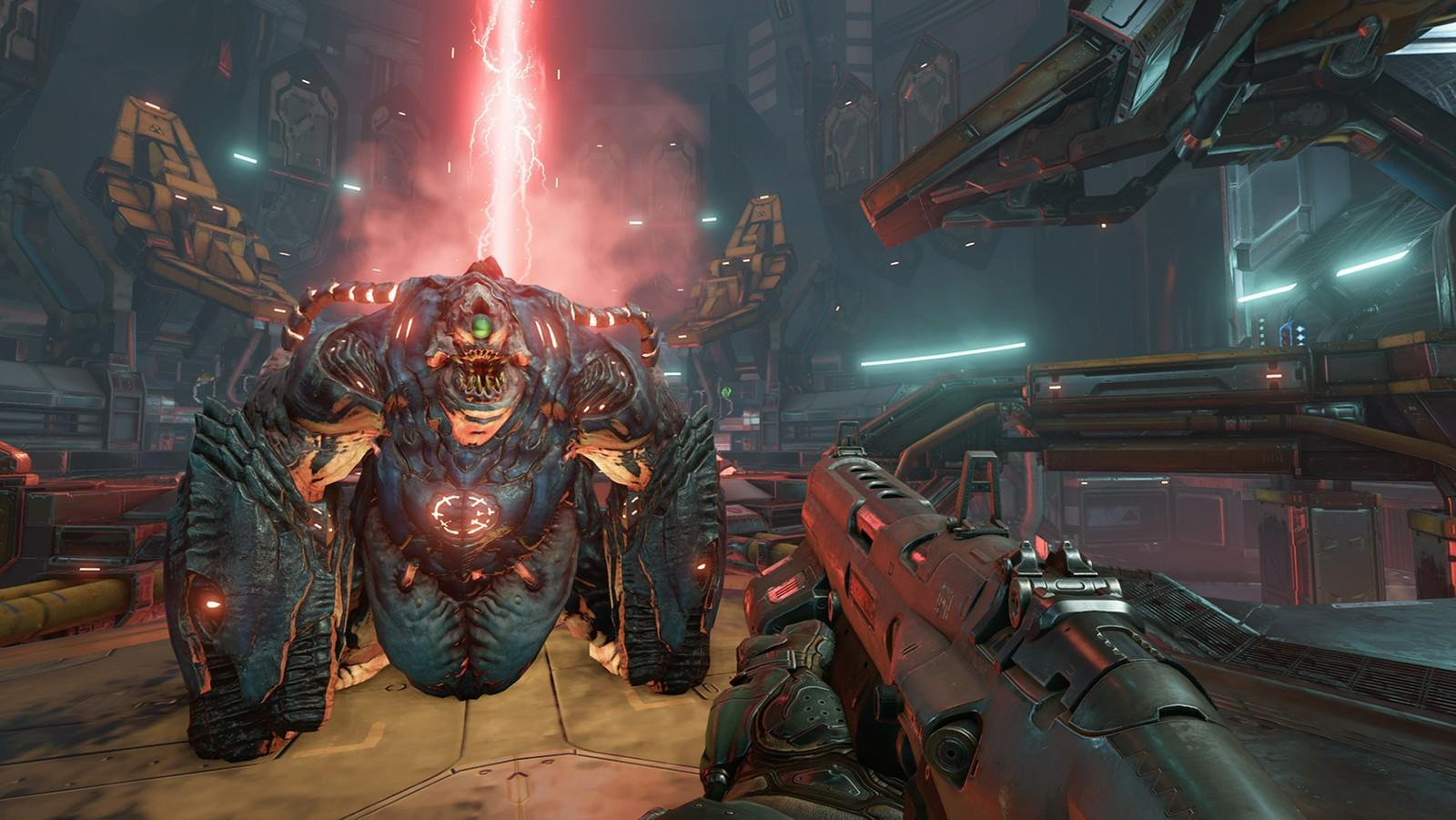 Doom was one of the best shooters in the last few years