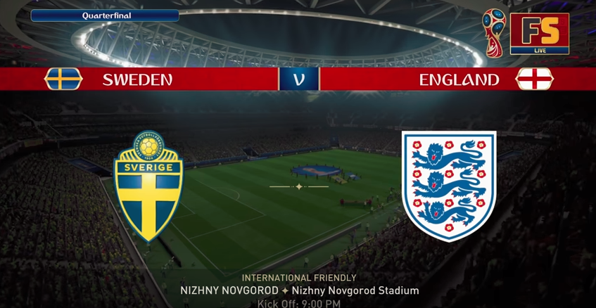 Fifa Simulations has been running every game of the World Cup on FIFA 18's new World Cup mode