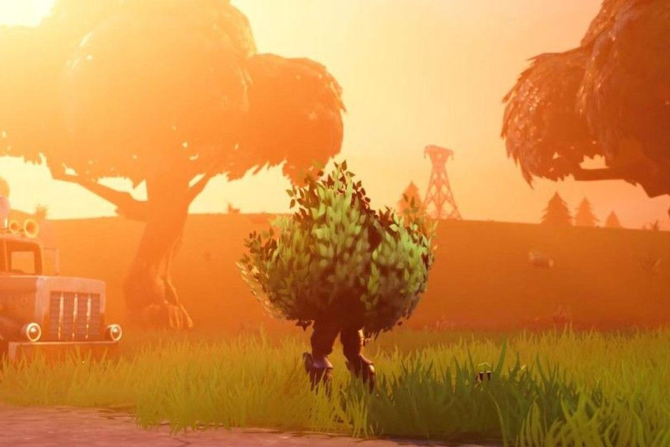 The bush is something we wouldn't mind going in Season 6