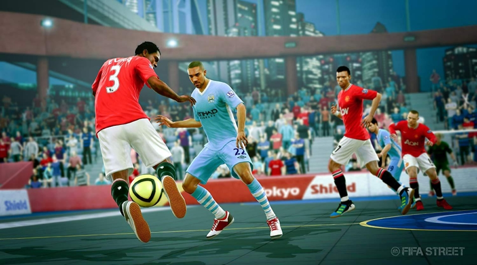 We all want a new FIFA Street