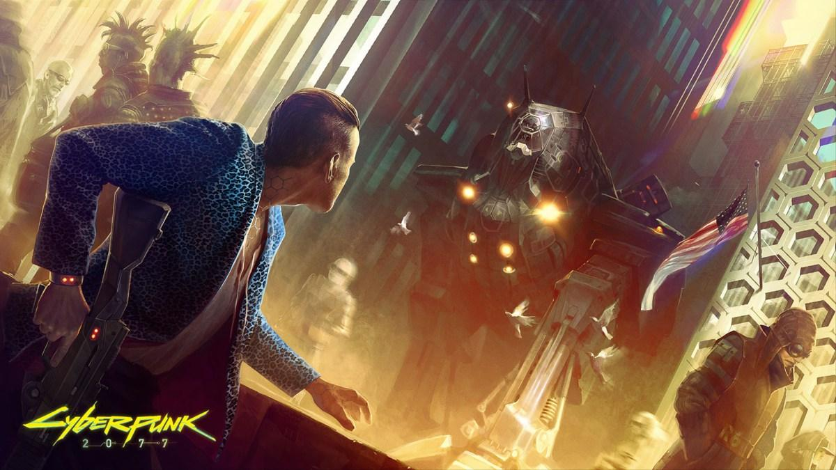 Cyberpunk could well hit shelves in 2020