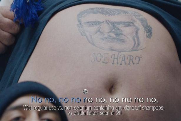Cardiff fans took Joe Hart in as one of their own