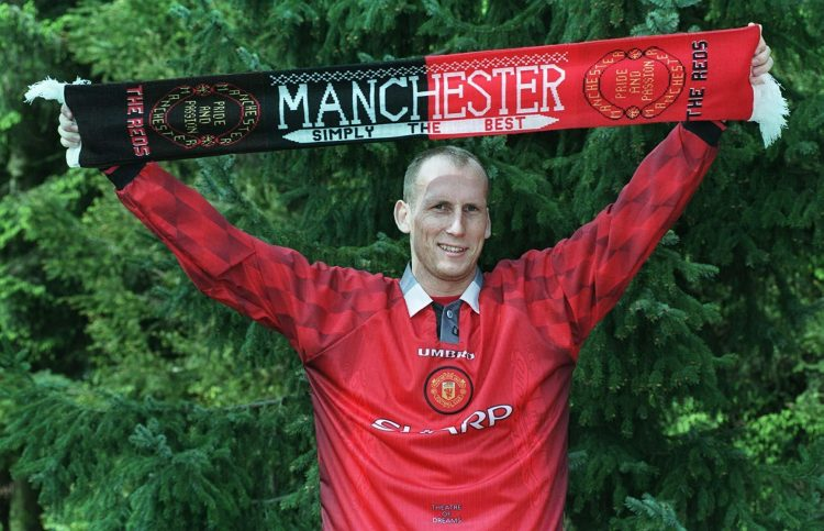 Putting the bed the myth that Stam was bald from birth