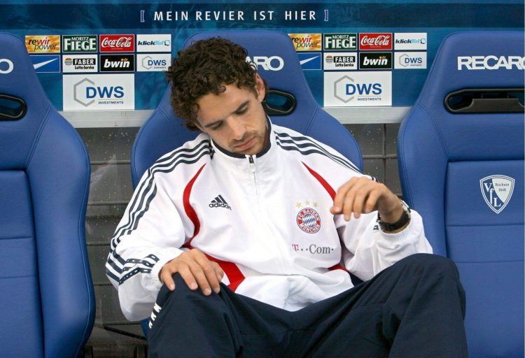 Playing for Bayern Munich was a thrill a minute