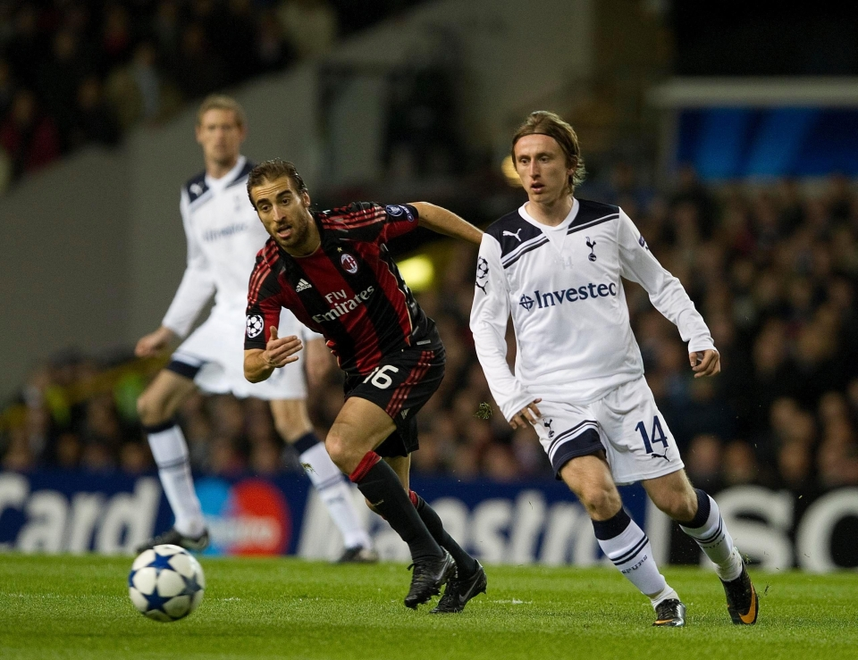 He never stopped hating Spurs