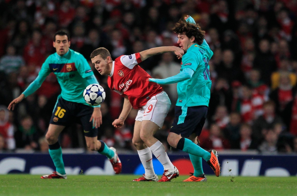 We all remember *that* game against Barcelona in 2011