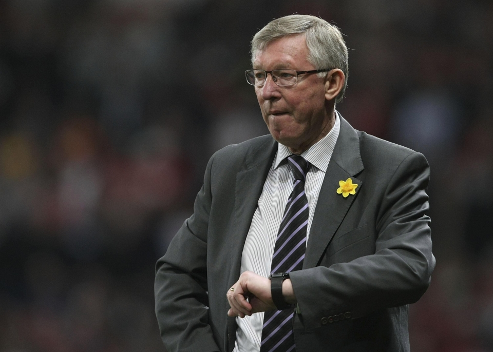 He ran out of Fergie time to get the deal done