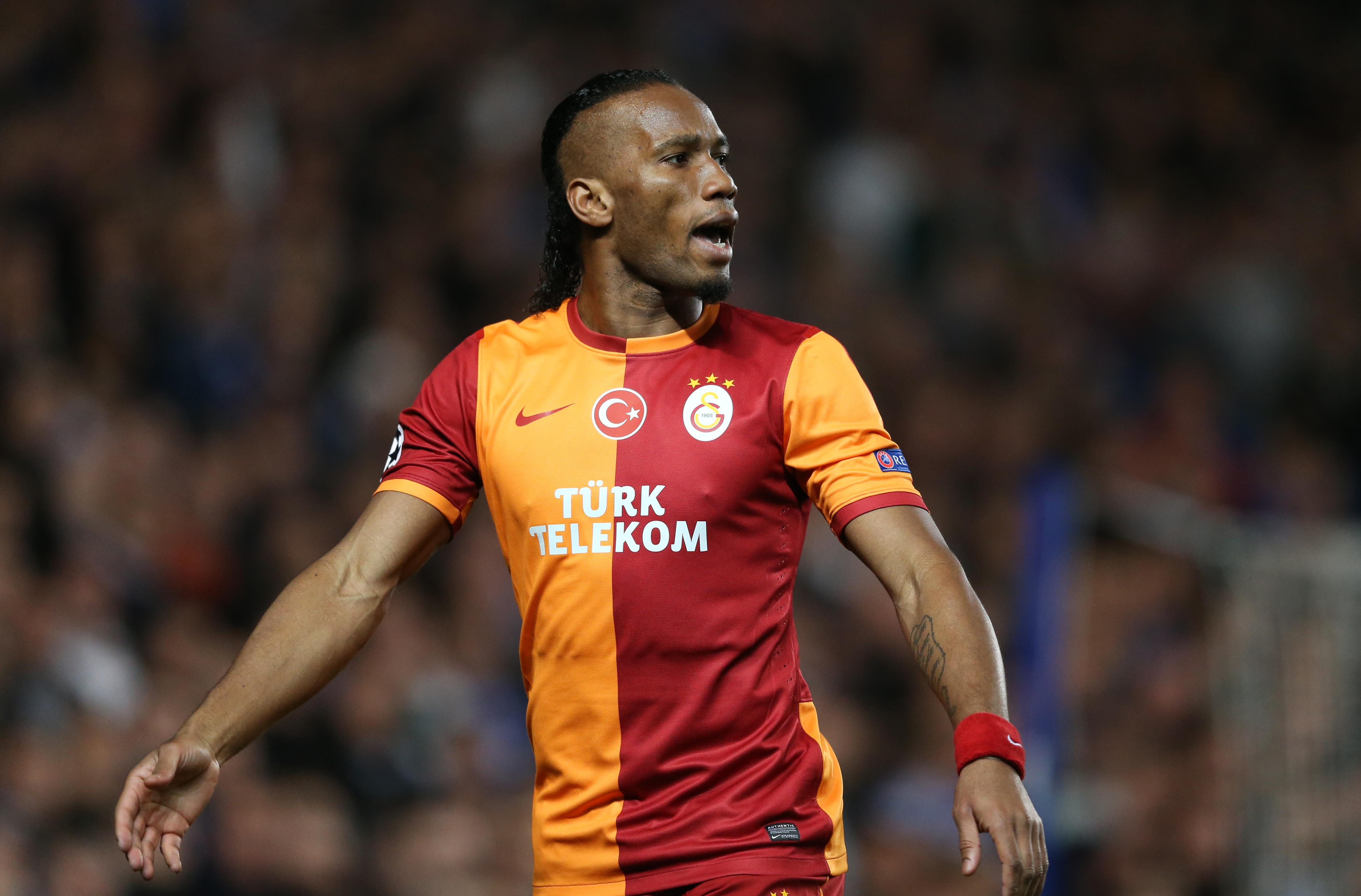 We're not calling Drogba a flop, by the way