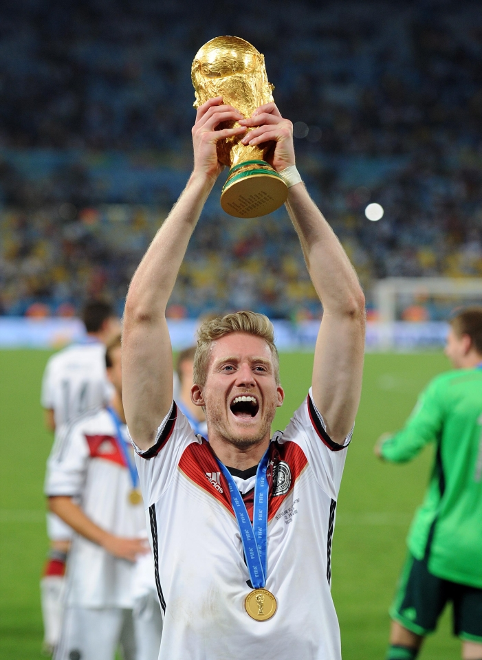 He famously set-up Mario Gotze's World Cup winner in 2014