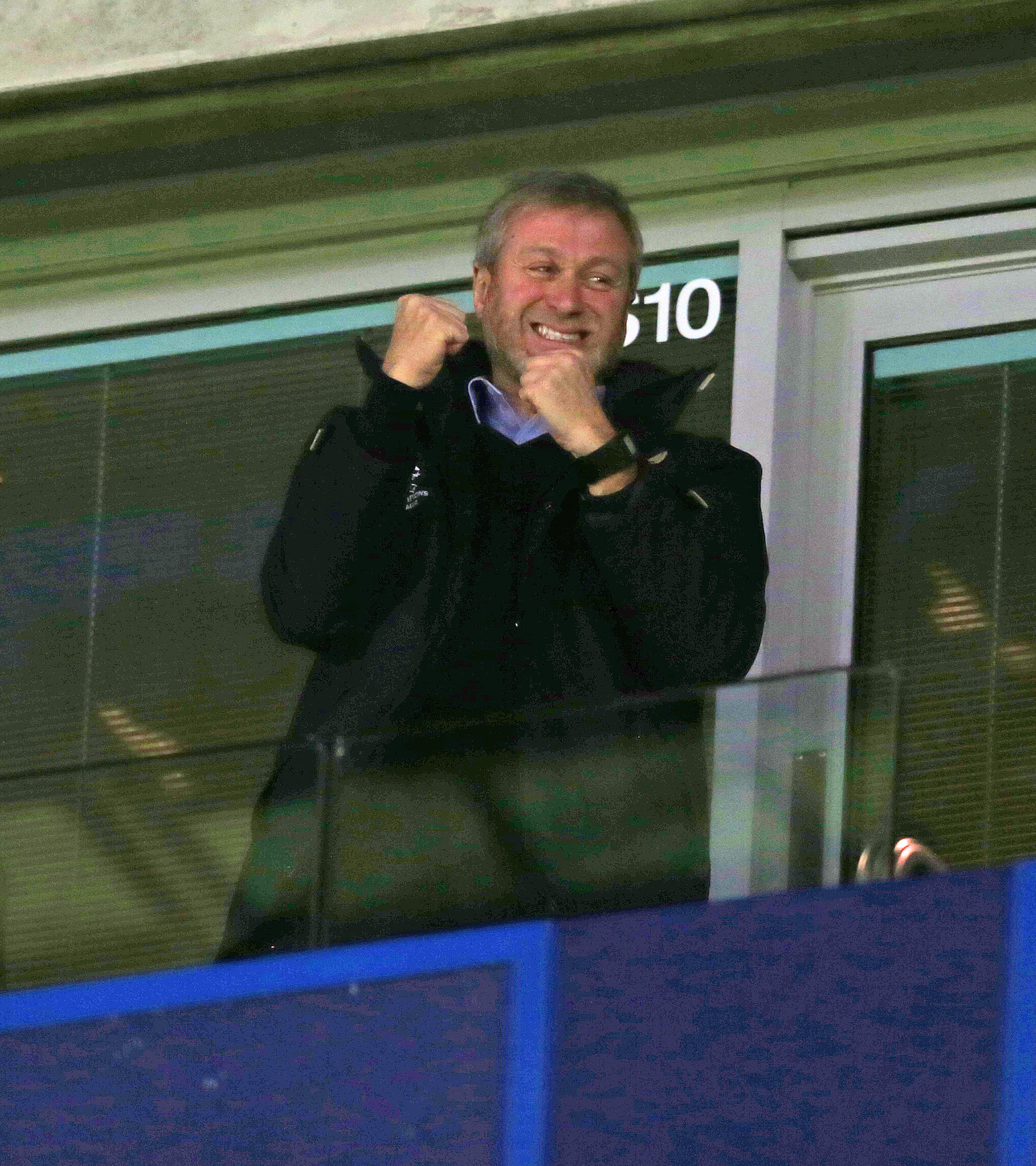 Abramovich played his part