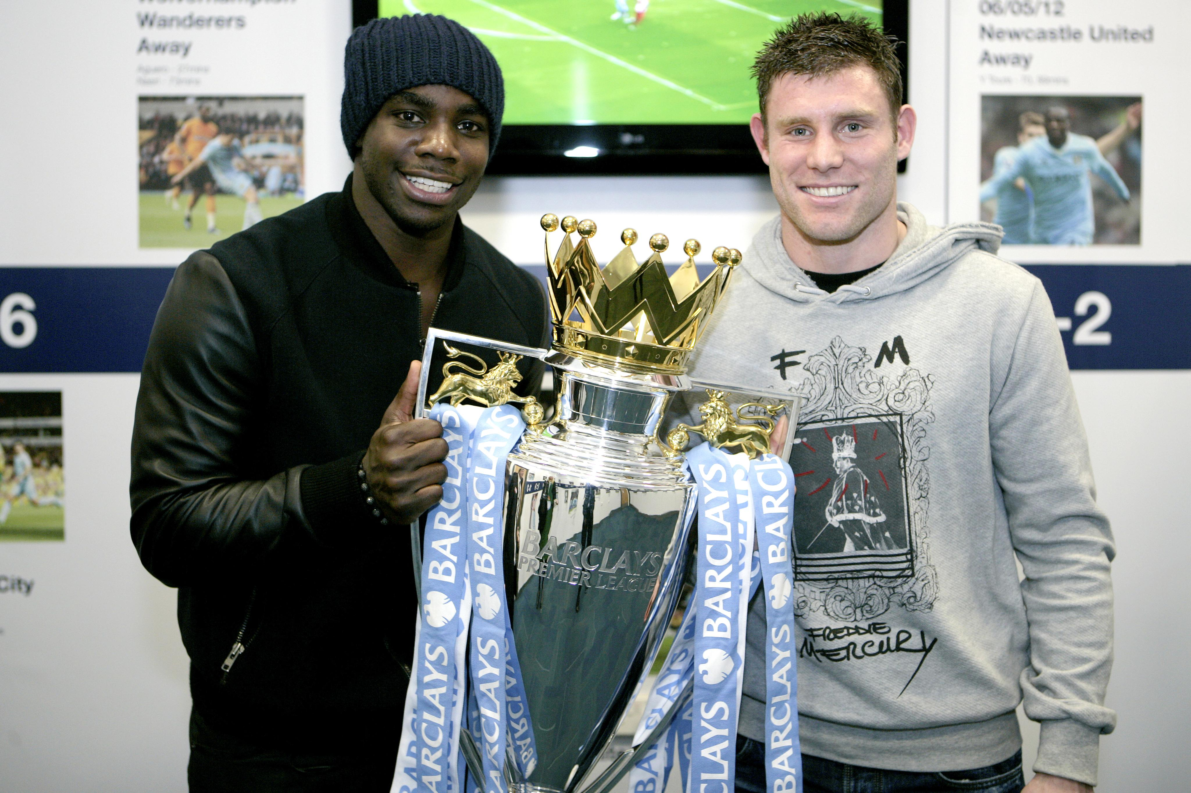 He's been part of two title-winning sides