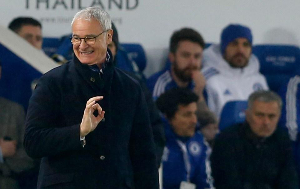 Match point Ranieri
