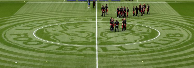 Leicester's groundsman is the real MVP