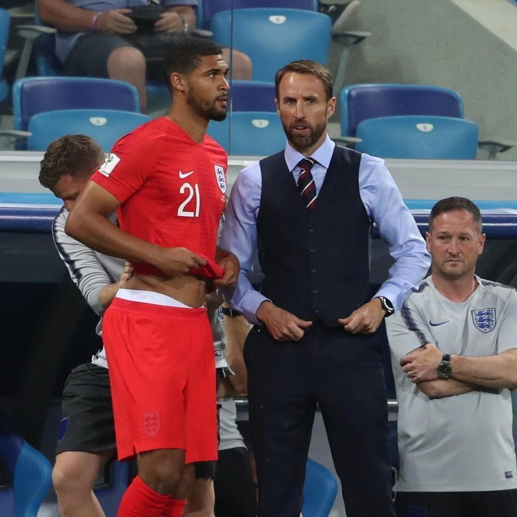 Southgate trusts him