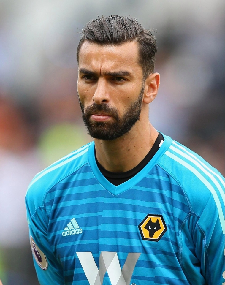 a0ef817e78f Here s the brilliant reason why new Wolves goalkeeper Rui Patricio ...