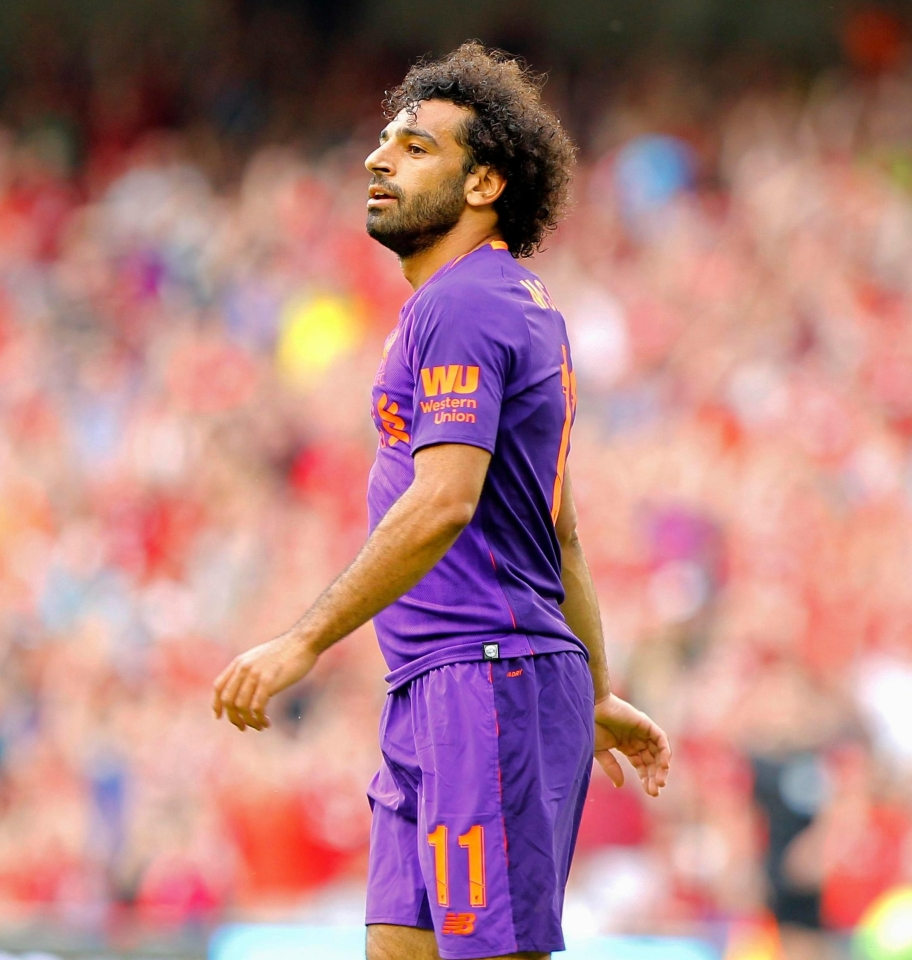 Name a better combination than Daniels and Salah. Well wait…
