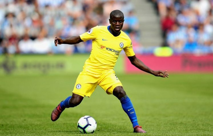 New kit, new Kante