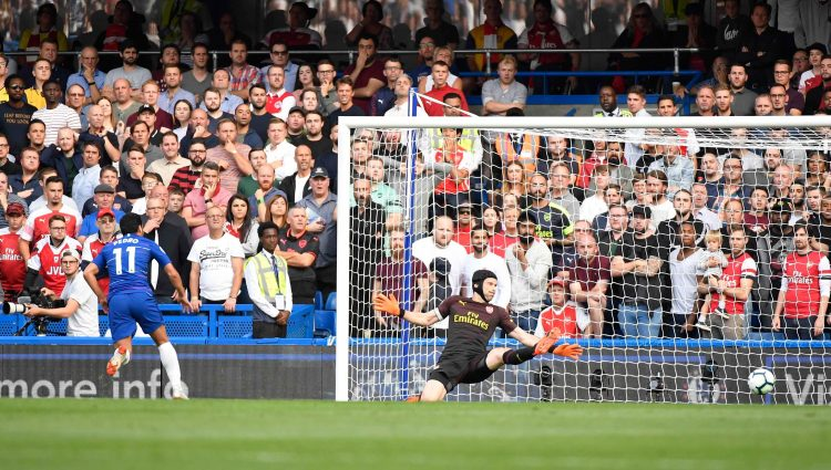 No chance for Cech there