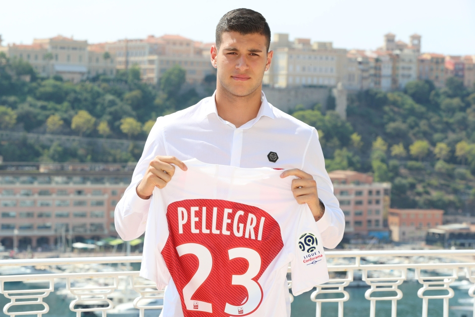 He was snapped up in January from Genoa for around £17million