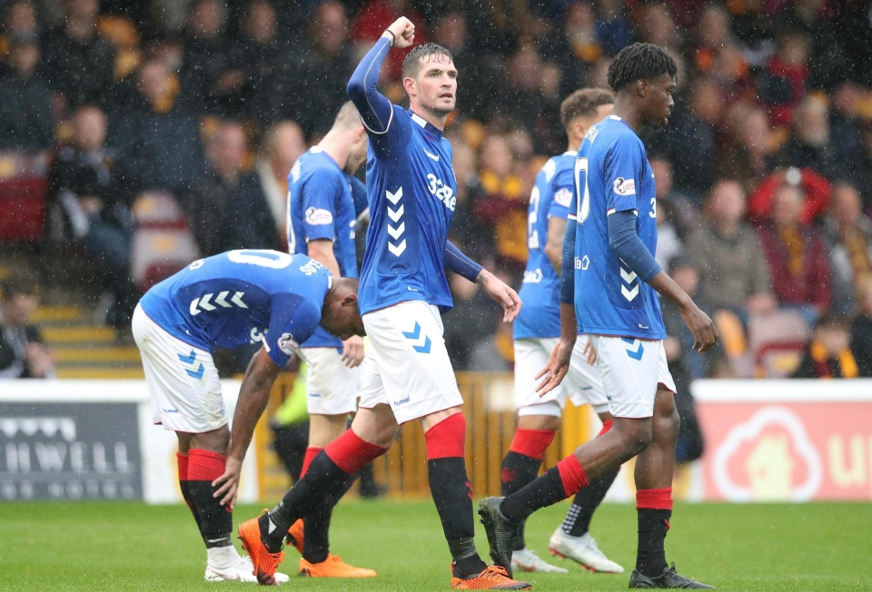 Rangers twice levelled before taking the lead, only to concede a stoppage time equaliser