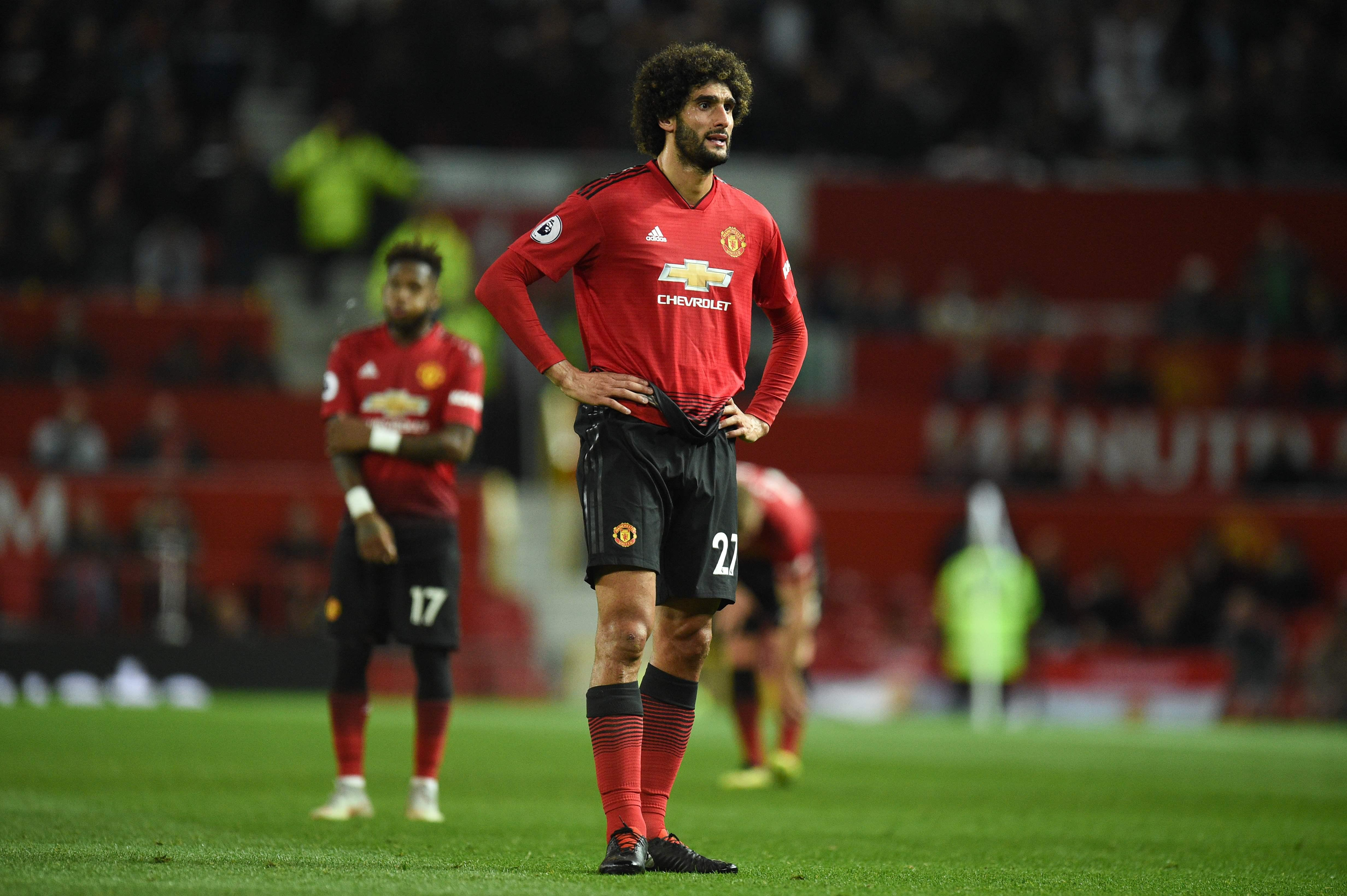 A frustrating night at Old Trafford