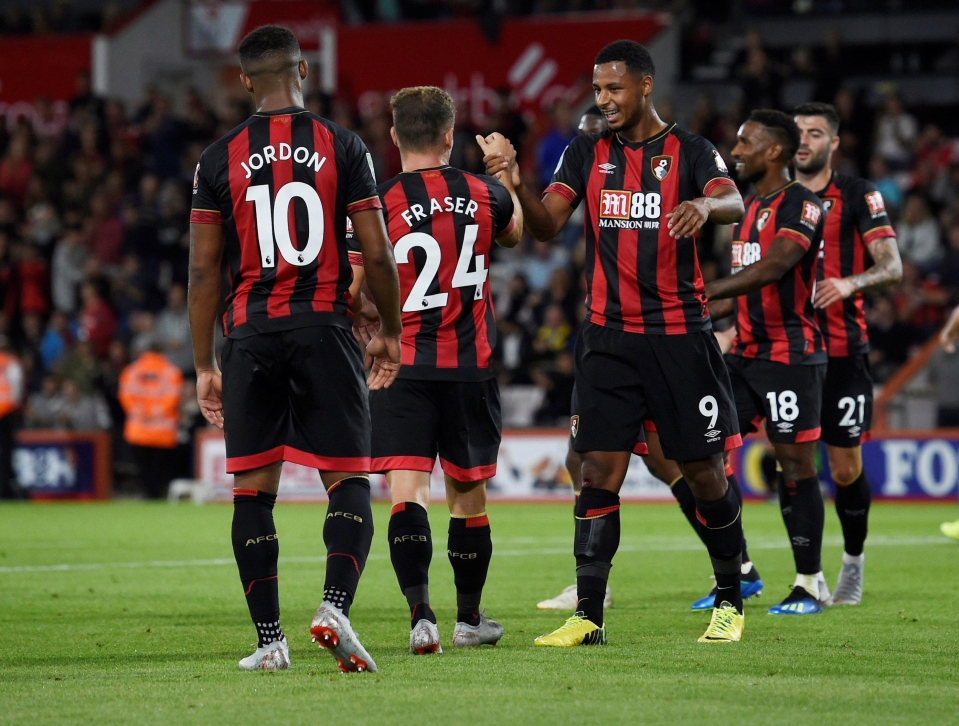 Bournemouth are flying
