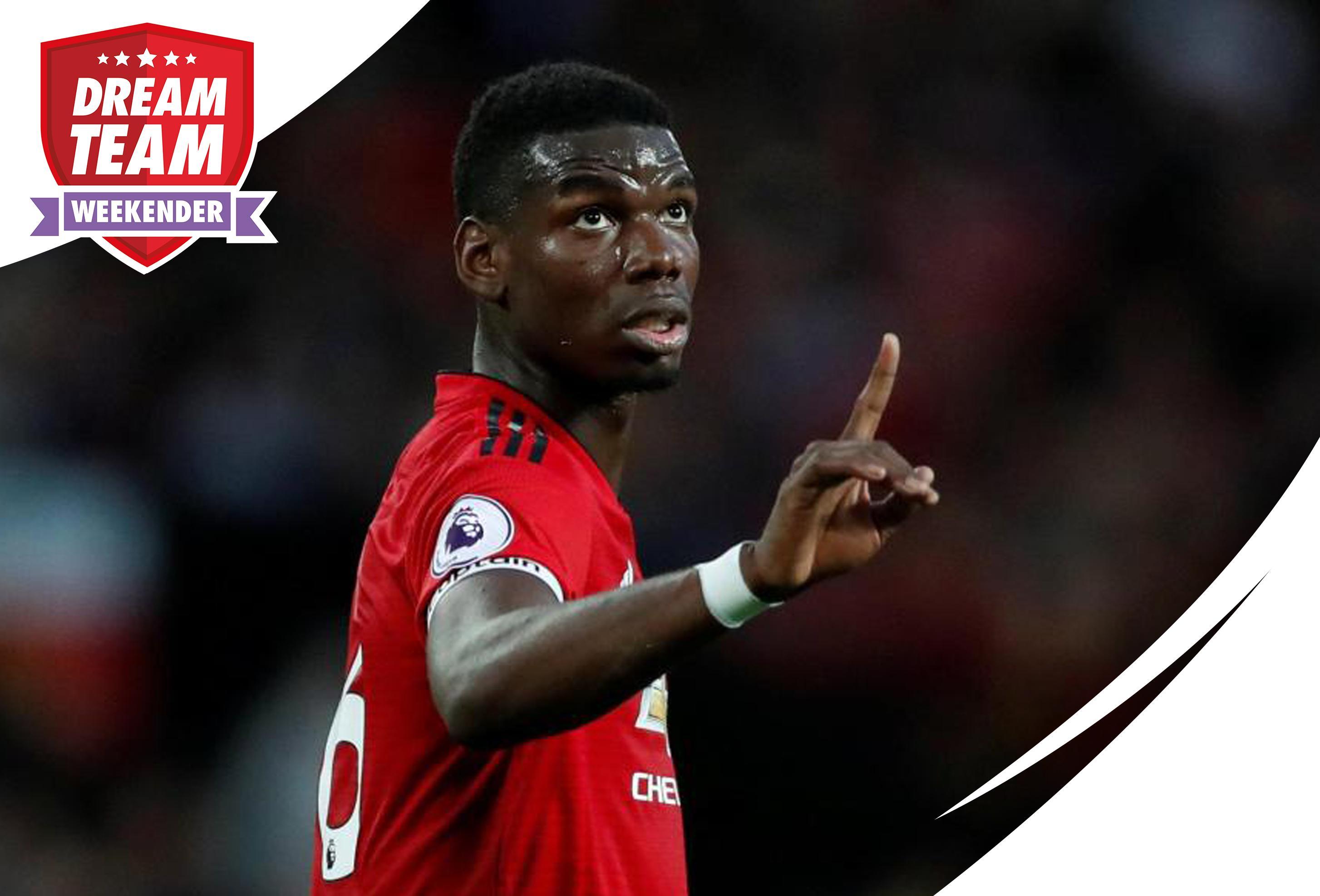 Paul Pogba could be a huge hit in Weekender this season