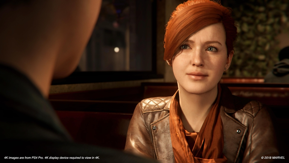 Mary-Jane will be playable at certain points in the game