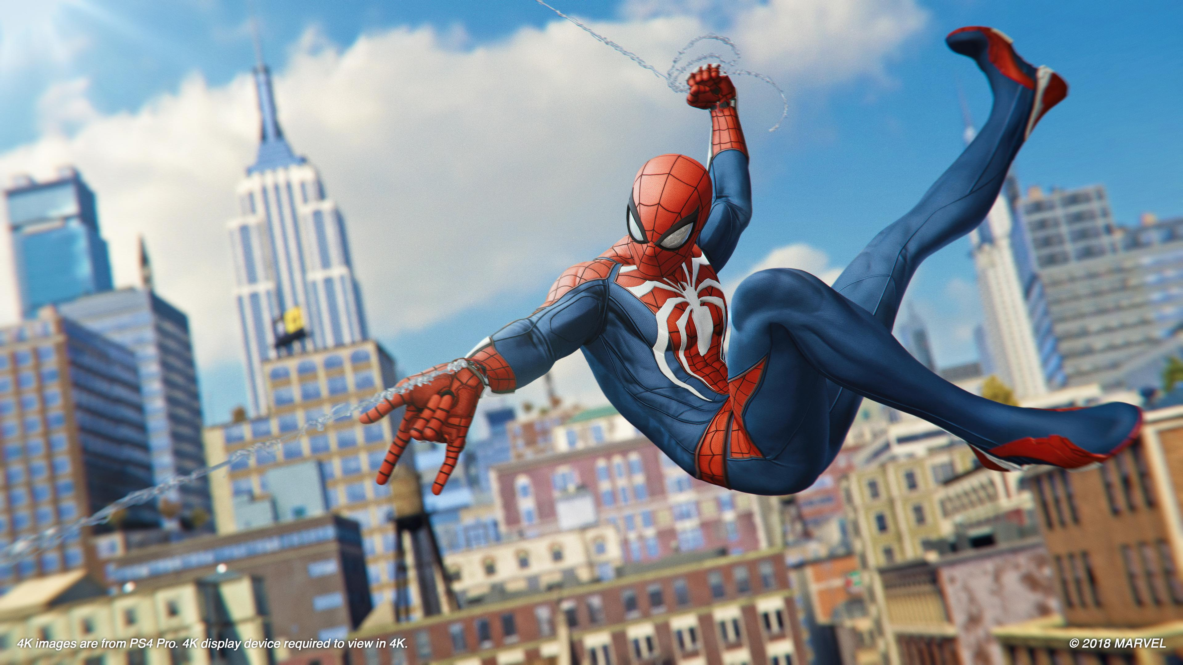 Insomniac have handled the hero with care