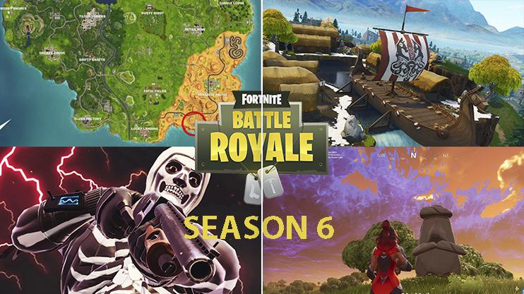 Fortnite Season 6: How to complete every Season 6 Challenge - New