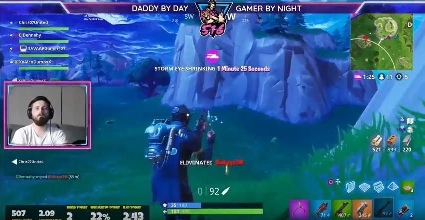 Being confident in your shot is going to happen when going for those kills
