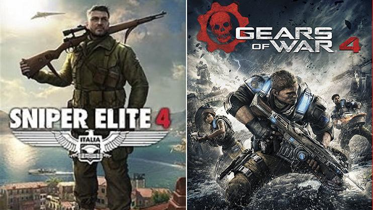 Gears of War is the META of third-person shooters